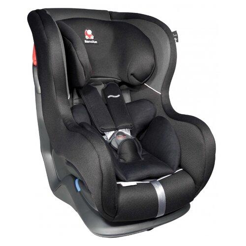 Автокресло группа 0/1 (до 18 кг) Renolux Austin, total black автокресло группа 1 2 3 9 36 кг little car ally с перфорацией черный