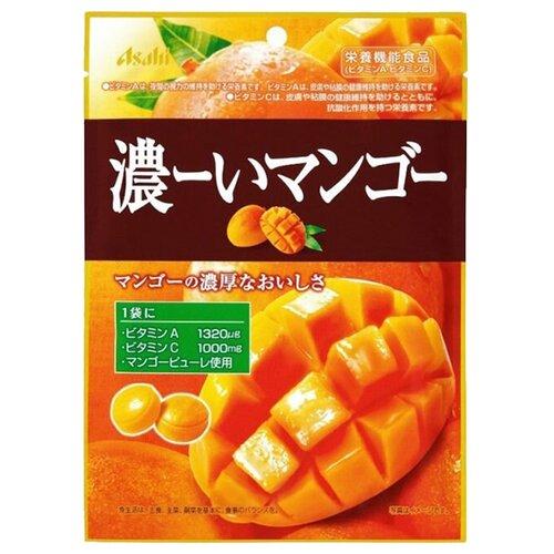 Японские леденцы Asahi со вкусом манго, 88 г