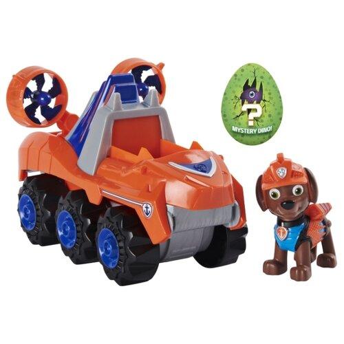Купить Игровой набор Spin Master Paw Patrol машинка с Зумой Дино-миссия 6059524, Игровые наборы и фигурки