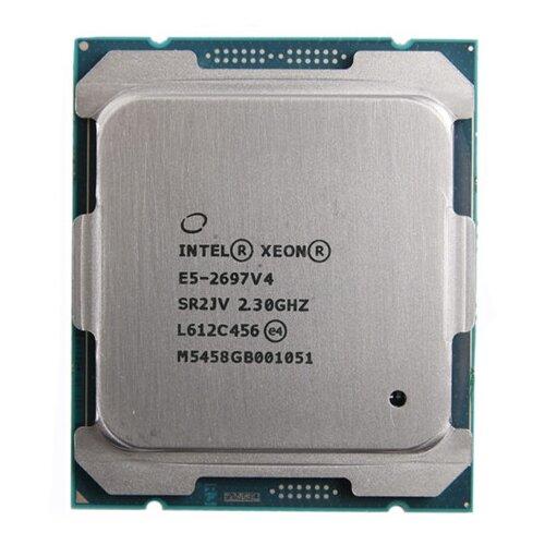 Фото - Процессор Intel Xeon E5-2697 v4, OEM процессор для серверов intel xeon e5 2650 v4 2 2ггц [cm8066002031103s]