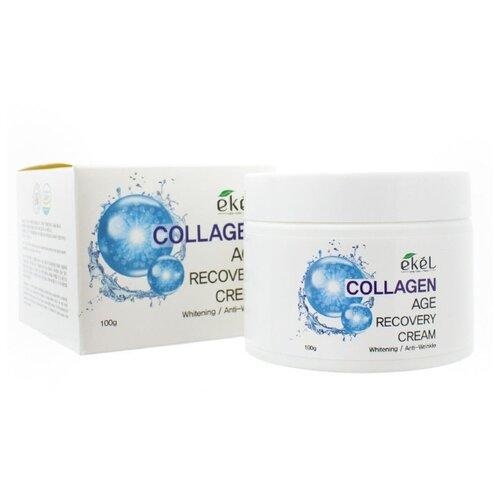 Ekel Age Recovery Cream Collagen Крем для лица с коллагеном 100 гр