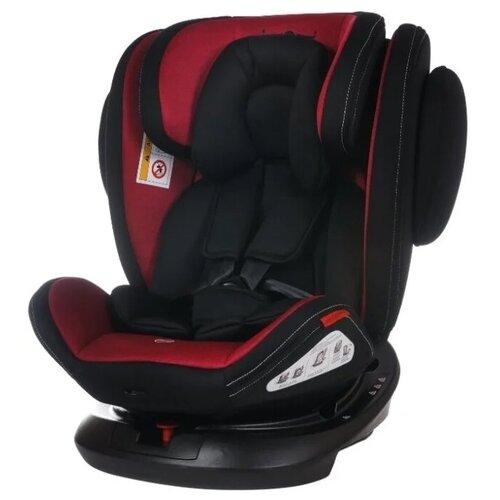 Купить Автокресло группа 0/1/2/3 (до 36 кг) Martin Noir Grand Fix 360, melange red, Автокресла