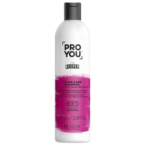 Купить Revlon Professional шампунь Pro You The Keeper Color Care Shampoo для всех типов окрашенных волос, 350 мл