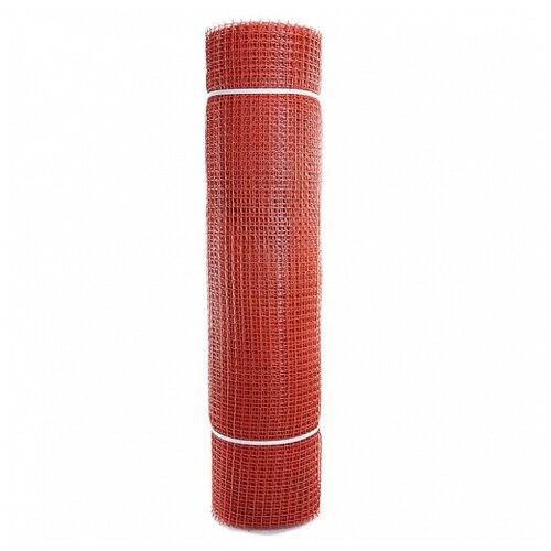 Садовая сетка квадратная 15х15 (1,0х20) ПРОФИ красный сетка пластиковая садовая квадрат желтая ср 15 1 20 15х15 мм 1х20 м