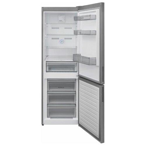 Двухкамерный холодильник Scandilux CNF341Y00 S