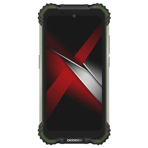 Смартфон DOOGEE S58 Pro зеленый