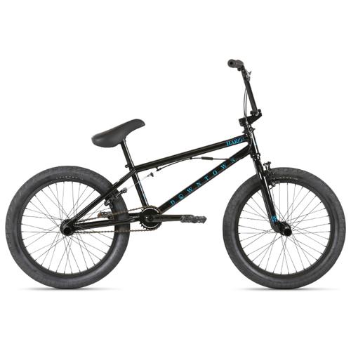 Велосипед Haro 20' Downtown DLX BMX, 20,5' Черный (21341)
