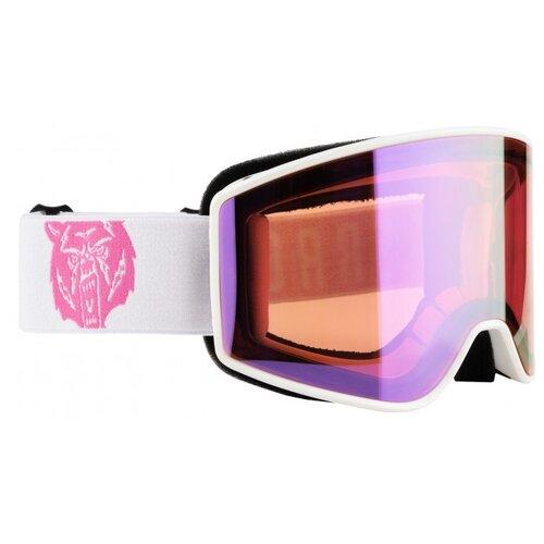 Маска Terror Snow Spectrum white/pink