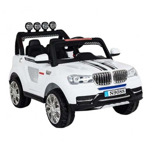 Купить RiverToys Автомобиль BMW T005TT, белый, Электромобили