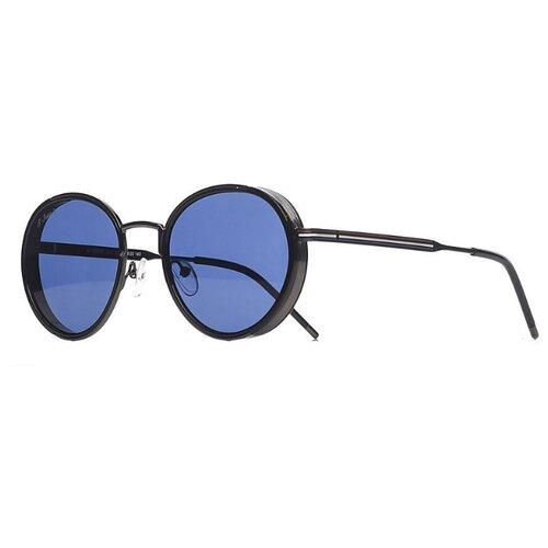 Солнцезащитные очки женские/Оправа круглая/Поляризация/Ультрафиолетовый фильтр UV400/Подарок/BF3088P/002
