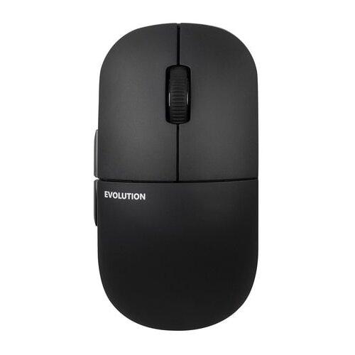 Беспроводная мышь Evolution EMWL-01, черный