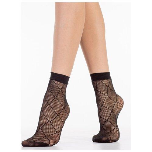 Носки Minimi RETE ROMBO размер UNI, nero (Черный)