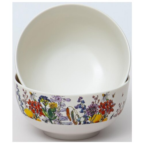 Набор салатников 550мл Полевые Цветы 2 предмета, 169-40007, Balsford набор тарелок balsford полевые цветы 550 мл 2 предмета арт 169 40004
