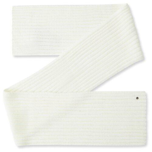Шарф женский Finn Flare, цвет: молочный A20-12144_711, размер: Единый шарф женский finn flare цвет молочный a20 11147 711 размер единый
