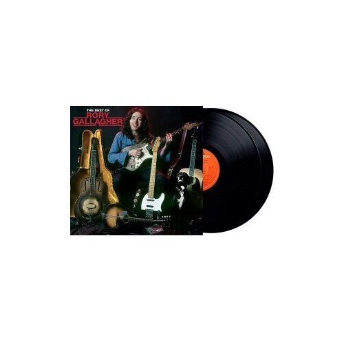 Виниловые пластинки, UMC, RORY GALLAGHER - The Best Of Rory Gallagher (2LP) rory gallagher rory gallagher calling card