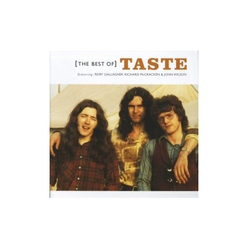 Фото - Компакт-диски, Polydor, TASTE - The Best Of (CD) george chalmers an historical view of the domestic economy of g britain and ireland