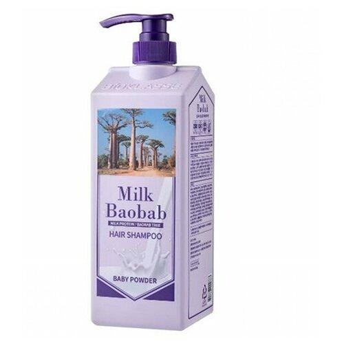 Купить MilkBaobab PBP Шампунь MilkBaobab Perfume Shampoo Baby Powder (500 мл), Milk Baobab