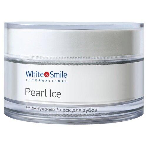 Отбеливающий жемчужный блеск для зубов White&Smile Pearl Ice