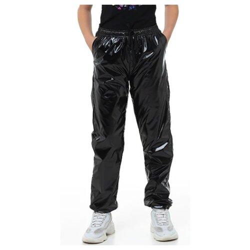 Купить Брюки V-Baby размер 134, черный, Полукомбинезоны и брюки