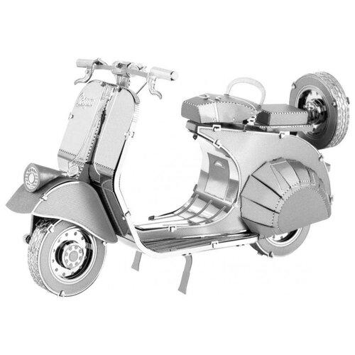 Cборная модель Metal Earth: Мотороллер 1955 Vespa 125