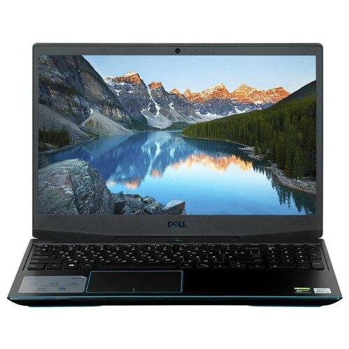 Ноутбук DELL G3 15 3590 (Intel Core i5 9300H 2500MHz/15.6/1920x1080/8GB/256GB SSD/1000 HDD/NVIDIA GeForce GTX 1650 4GB/Linux) G315-8465, черный ноутбук asus rog fx553vd e41241 intel core i5 7300hq 4gb 1000gb hdd nvidia geforce gtx 1050 15 6 1920x1080 нет endless черный