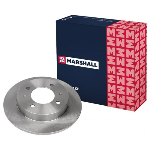 Тормозной диск задний MARSHALL M2000570 для Hyundai Elantra III 00-; Hyundai Coupe I 96- </div> <div class=