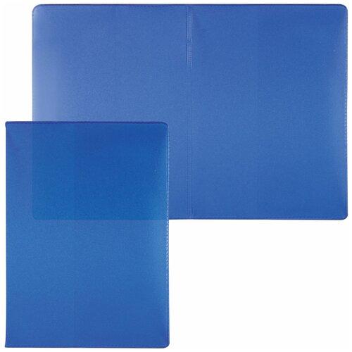 Обложка для паспорта полупрозрачная, ПВХ, цвет ассорти, ОД3-19