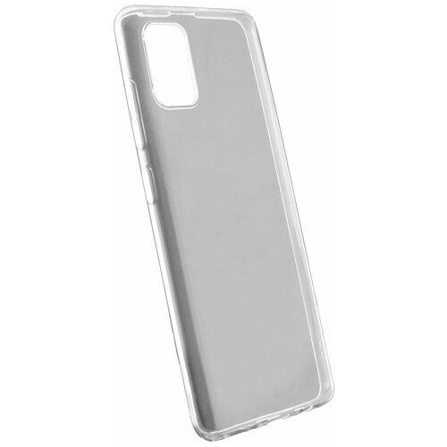 Защитный чехол для Samsung Galaxy A51 / на Самсунг Гелакси А51 / бампер / накладка на телефон Прозрачный