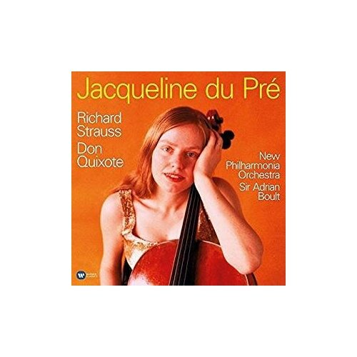 richard strauss elektra karl bohm 2 dvd Виниловые пластинки, Warner Classics, JACQUELINE DU PRE - Richard Strauss: Don Quixote - Vinyl Edition (LP)