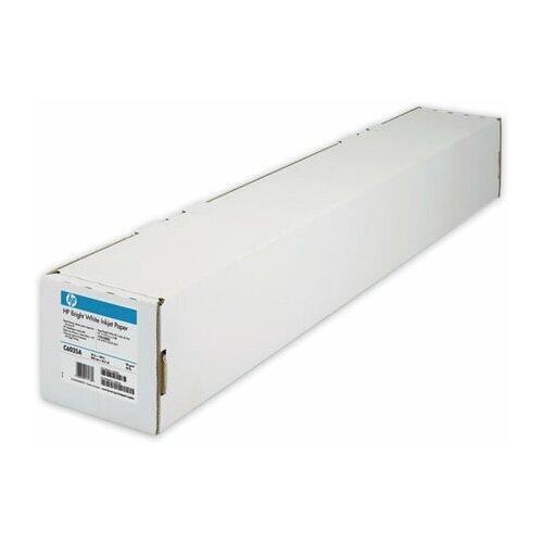 Фото - Рулон для плоттера, 610 мм х 45 м х втулка 50,8 мм, 90 г/м2, белизна CIE 168%, Bright White InkJet HP C6035A bright white inkjet paper q1446a