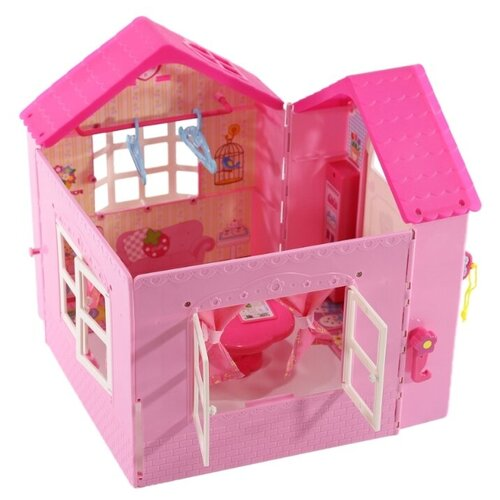 512609 Модульный дом для куклы Мелл. KAWAII MELL