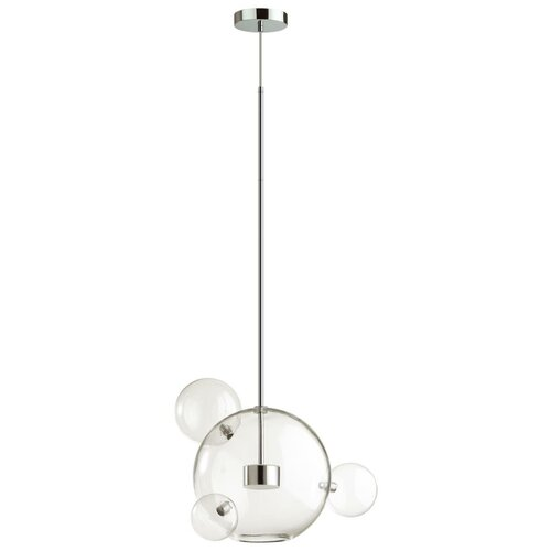 Фото - Светильник подвесной Odeon Light BUBBLES, 4802/12LA, 12W, IP20 потолочный светильник odeon light bubbles 4640 12la 12 вт