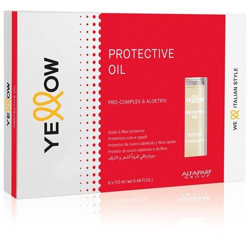 Купить Масло для защиты кожи головы и волос YE PROTECTIVE OIL, 6*13 мл YELLOW MR-19575