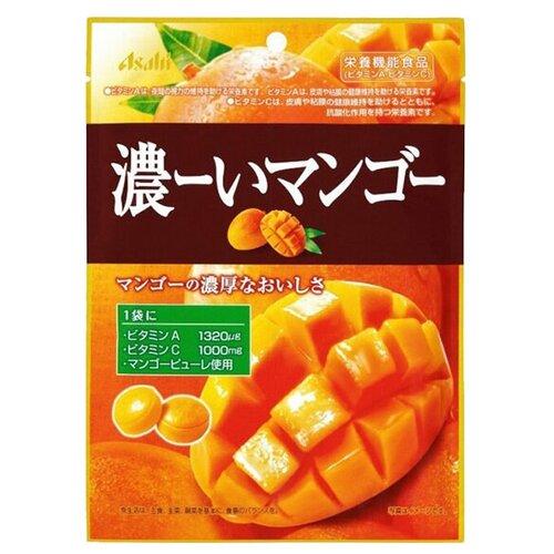 Леденцы Asahi со вкусом манго 71 г х 2 шт.