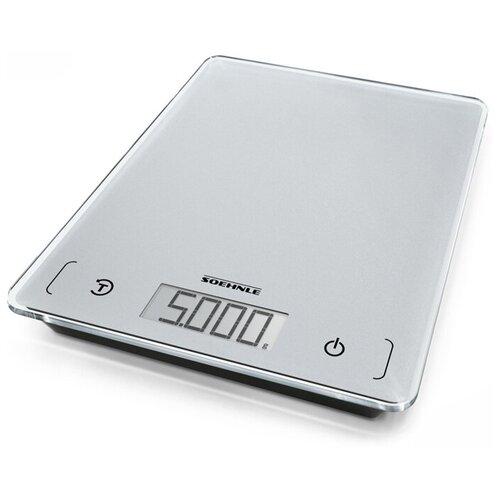 Весы Soehnle Page Comfort 100 Silver 61502