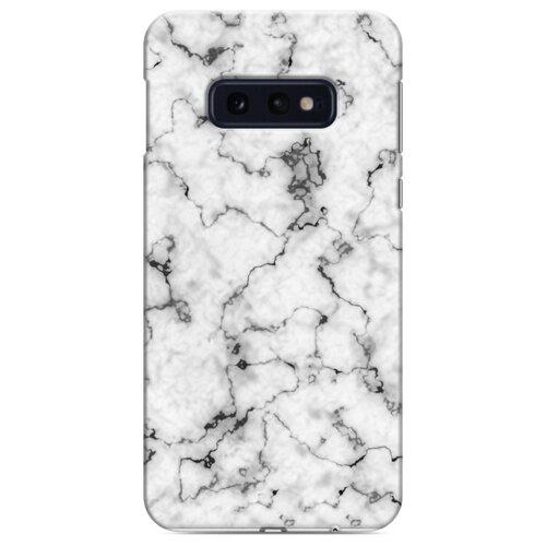 Дизайнерский пластиковый чехол для Samsung Galaxy S10e Мраморные тренды