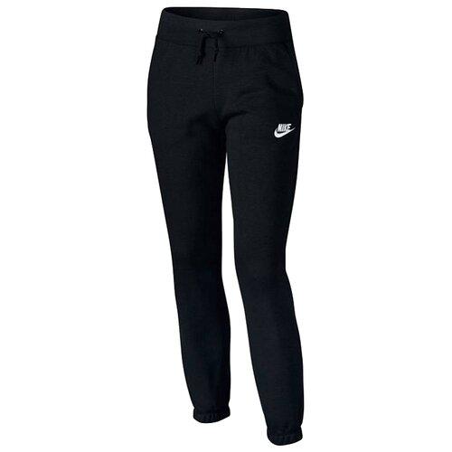 Спортивные брюки NIKE размер S(128-137), черный nike бутсы мужские nike legend 8 club ic размер 41