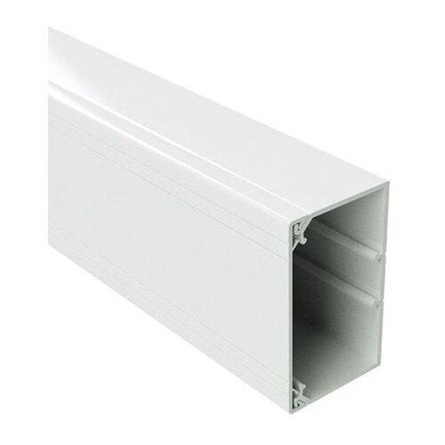 Кабель-канал DKC TA-GN 100x60 2000 мм чисто белый