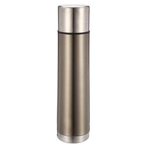 Термос Maestro, MR-1638-75, коричневый, 0,75 л