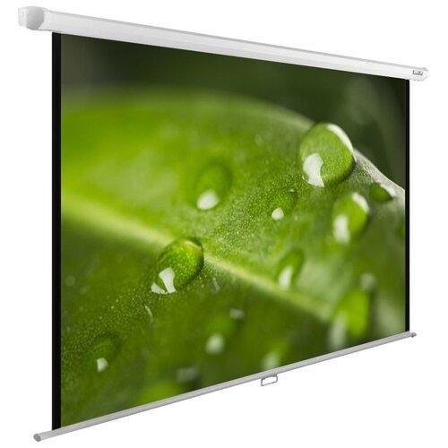 Фото - Рулонный матовый белый экран cactus WallExpert CS-PSWE-200x150-WT cactus cs pswe 200x150 wt