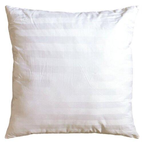 Подушка SELENA Страйп-Сатин, Полиэфирное волокно, 70x70 см
