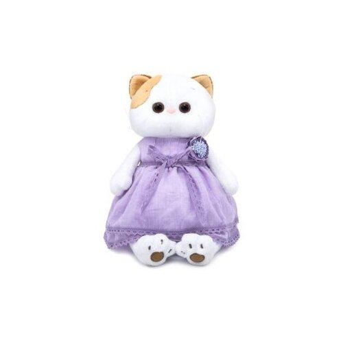 Купить Кошечка Ли-Ли в лавандовом платье 24 см BudiBasa LK24-026, BUDI BASA collection, Мягкие игрушки