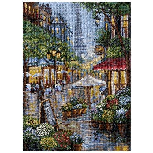 Купить Мережка Набор для вышивания Дождливый Париж 21 х 29 см (К-162), Наборы для вышивания