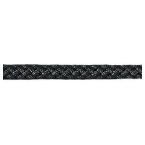 Шнур PEGA хлопковый, цвет черный, 5,3 мм 100% хлопок