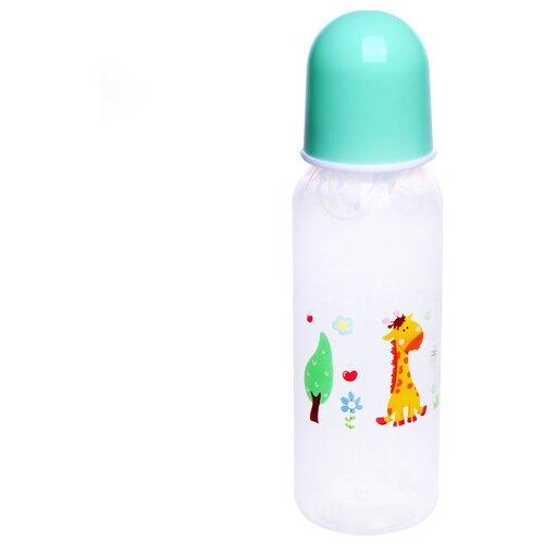 Бутылочка для кормления Бусинка (250 мл) (Зеленый)