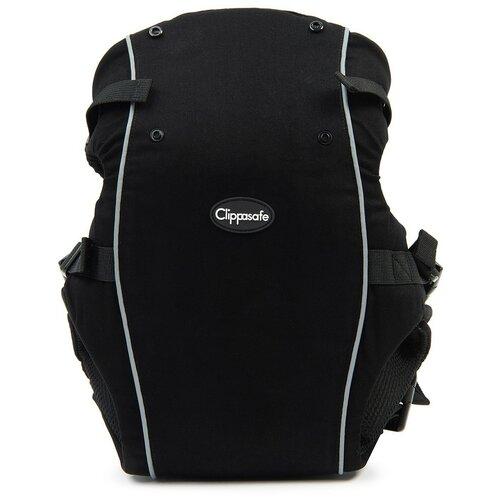 Рюкзак-переноска Clippasafe Carramio, black