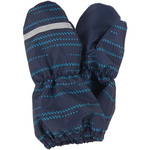 Купить Рукавицы для мальчиков и девочек RAIN K21173в KERRY размер 2 цвет 02991, Царапки и варежки