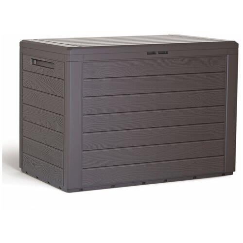 Ящик WOODEBOX 190л - венге