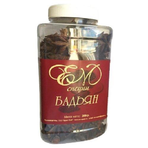 Бадьян ЕМ специи, пл/бан. 200 гр.