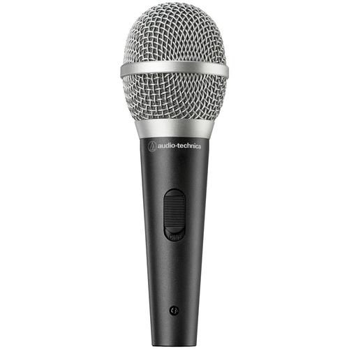 Микрофон Audio-Technica ATR1500x, черный/серебристый